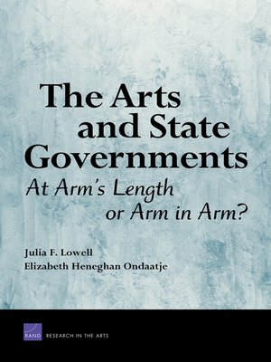 cover image of The Arts and State Governments
