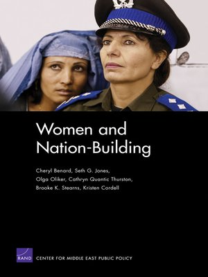 cover image of Women and Nation-Building