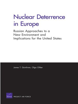 cover image of Nuclear Deterrence in Europe