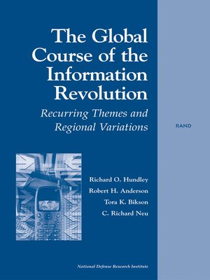 cover image of The Global Course of the Information Revolution
