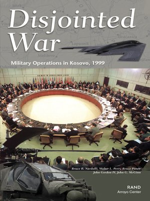 cover image of Disjointed War