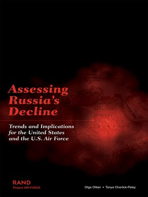 cover image of Assessing Russia's Decline