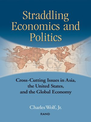 cover image of Straddling Economics and Politics