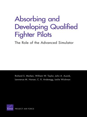 cover image of Absorbing and Developing Qualified Fighter Pilots