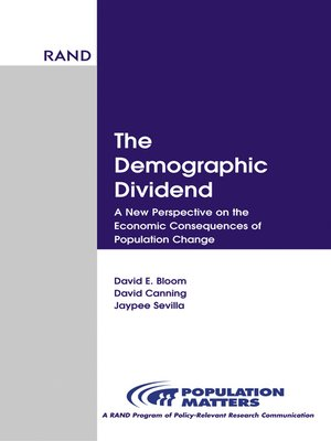 cover image of The Demographic Dividend
