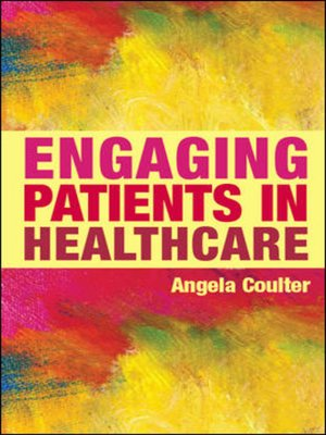 cover image of Engaging Patients in Healthcare