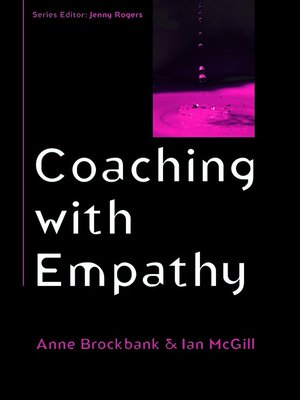 cover image of Coaching with Empathy
