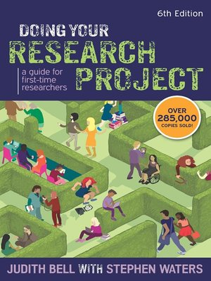 cover image of Doing Your Research Project