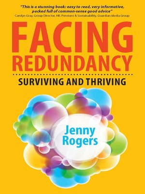 cover image of Facing Redundancy