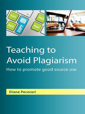 cover image of Teaching to Avoid Plagiarism