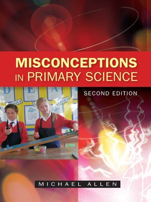 cover image of Misconceptions in Primary Science