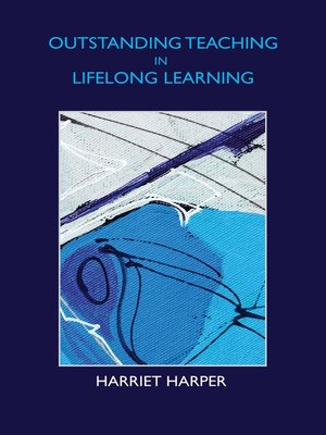 cover image of Outstanding Teaching in Lifelong Learning
