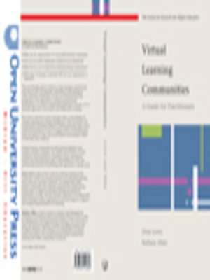 cover image of Virtual Learning Communities