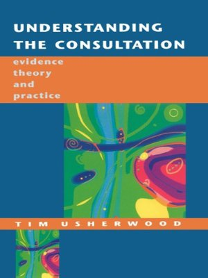 cover image of Understanding the Consultation