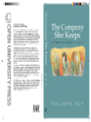 cover image of The Company She Keeps