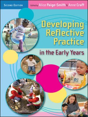 cover image of Developing Reflective Practice in the Early Years