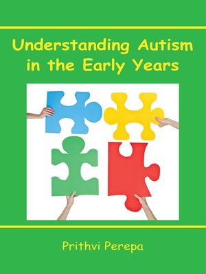 cover image of Understanding Autism in the Early Years