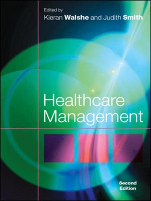 cover image of Healthcare Management