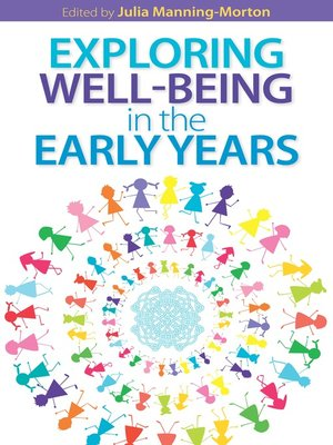 cover image of Exploring Wellbeing in the Early Years