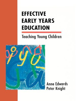 early years education 2ly years education and childcare ear foreword from the chair of trustees almost all children experience some combination of formal childcare and early.