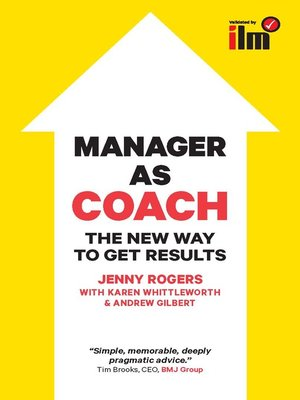 cover image of Manager as Coach