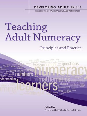 cover image of Teaching Adult Numeracy