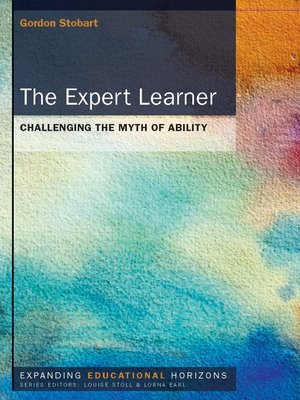 cover image of The Expert Learner