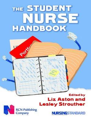 cover image of The Student Nurse Handbook
