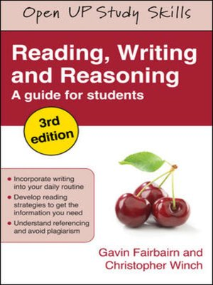 cover image of Reading, Writing and Reasoning