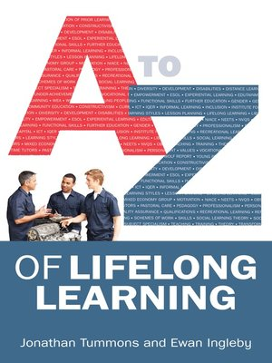 cover image of A-Z of Lifelong Learning