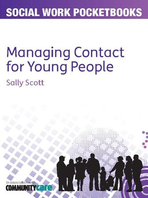 cover image of Managing Contact for Young People