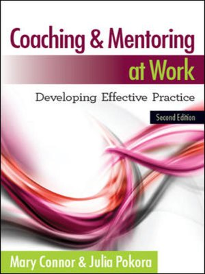 cover image of Coaching and Mentoring at Work