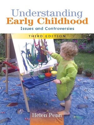 cover image of Understanding Early Childhood