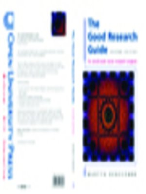 the good research guide by martyn denscombe overdrive rakuten rh overdrive com good research guide pdf open university the good research guide 5th edition