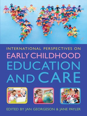 cover image of International Perspectives on Early Childhood Education and Care