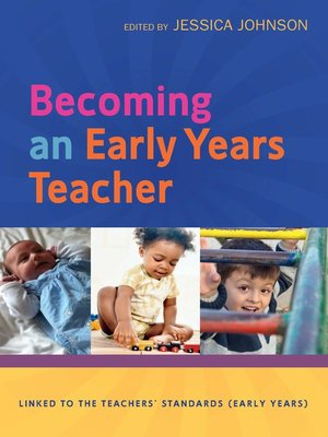 cover image of Becoming an Early Years Teacher