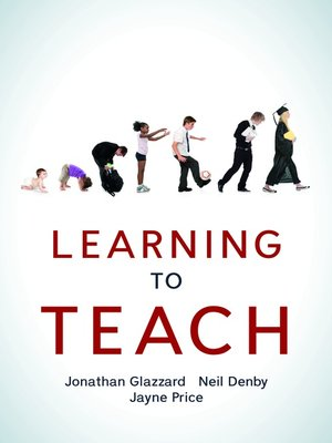 cover image of Learning to Teach