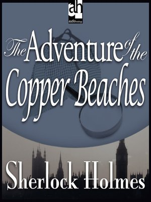cover image of The Adventure of the Copper Beaches