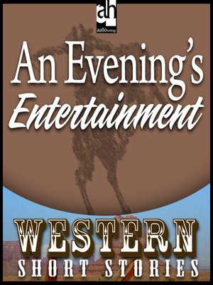 cover image of An Evening's Entertainment