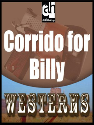 cover image of Corrido for Billy