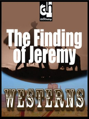 cover image of The Finding of Jeremy
