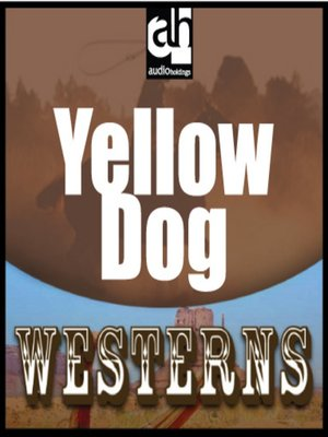 cover image of Yellow Dog