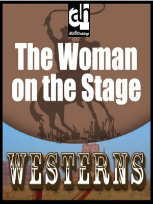 cover image of The Woman on the Stage