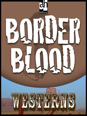cover image of Border Blood