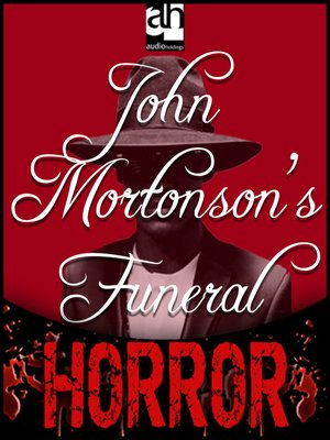 cover image of John Mortonson's Funeral