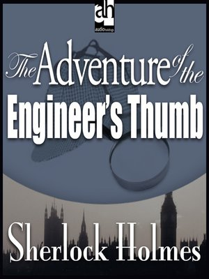 cover image of The Adventure of the Engineer's Thumb