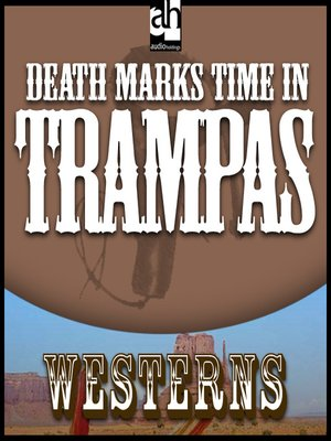 cover image of Death Marks Time in Trampas