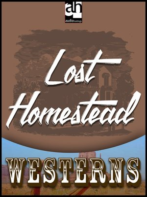 cover image of Lost Homestead