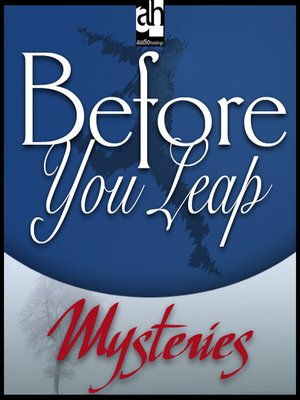 cover image of Before You Leap
