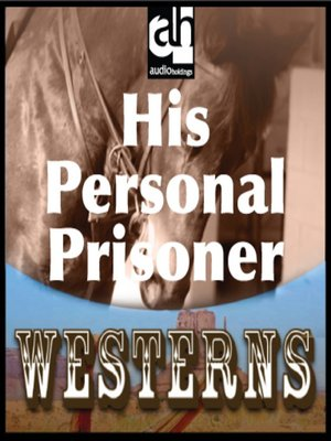 cover image of His Personal Prisoner